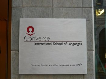 Converse International School of Languages, San Diego, California